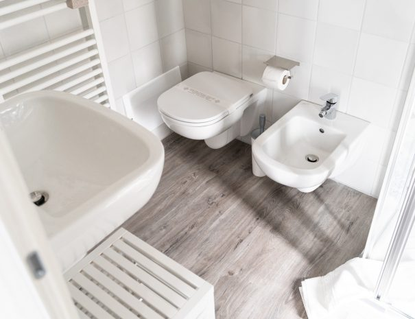 Le Camere B&B Baldacci | Camera cielo bagno