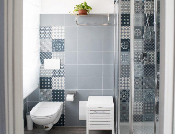 Le Camere B&B Baldacci | Camera mare bagno