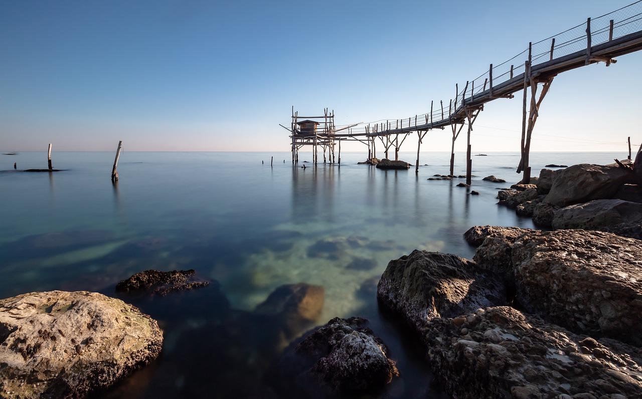 Vacanze in Abruzzo | Trabocco Turchino