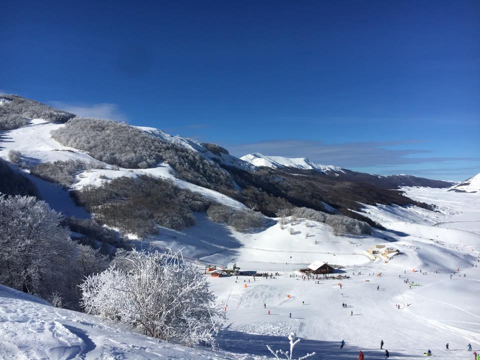 Dove sciare in Abruzzo | Campo Felice