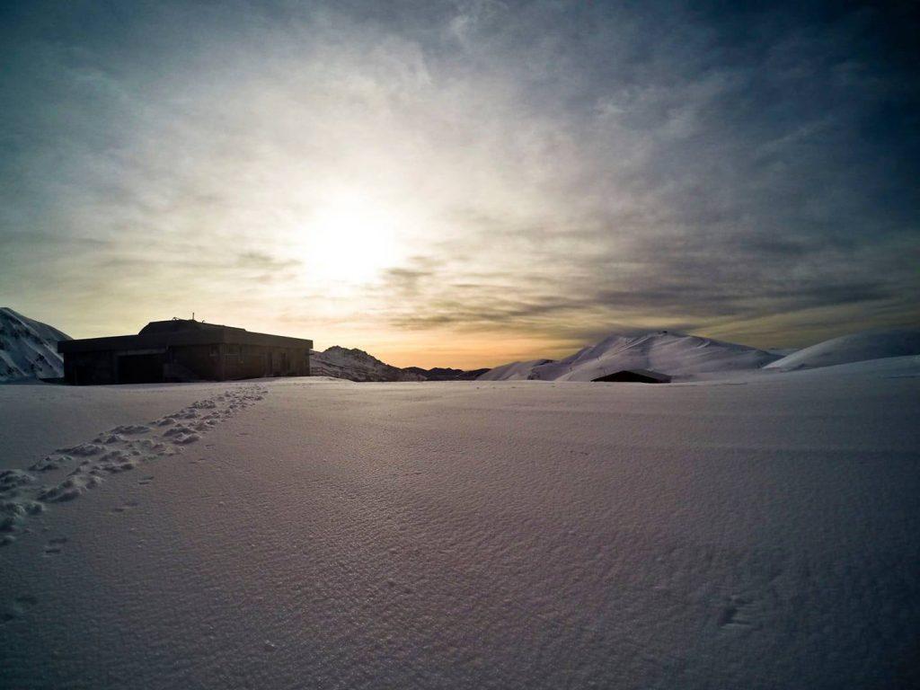 Dove sciare in Abruzzo | Campo Imperatore